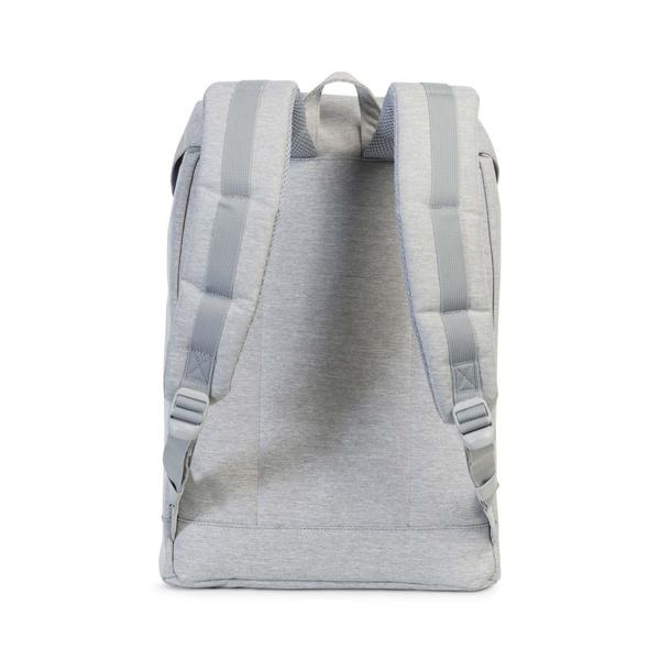 Retreat Light Grey Xhatch/Grey