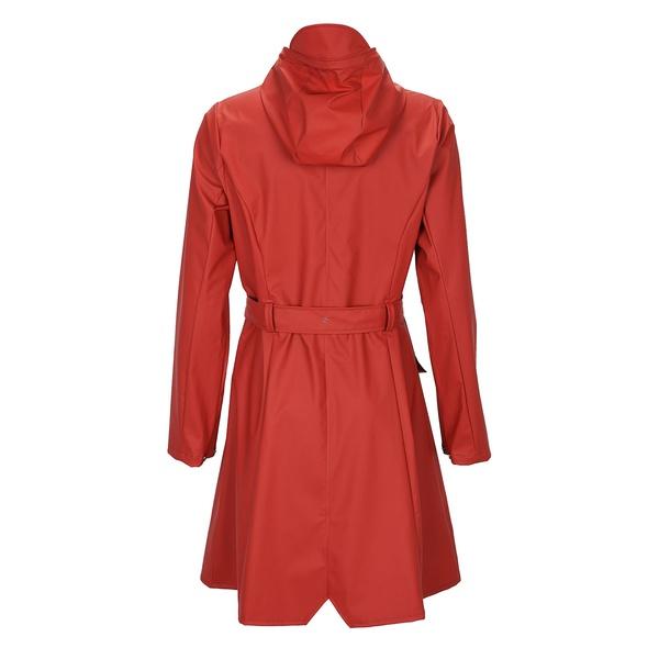 Curve Jacket Scarlet