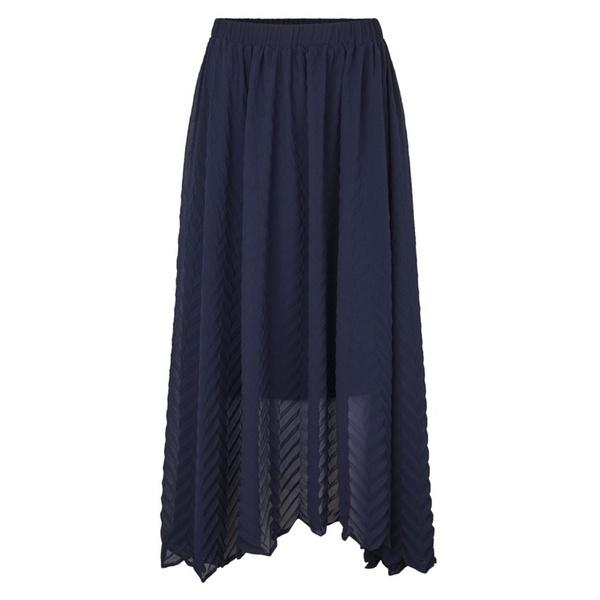Ryan Skirt Blue Iris