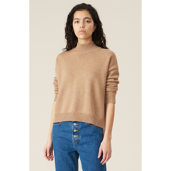 Oversized Pullover Tiger's Eye