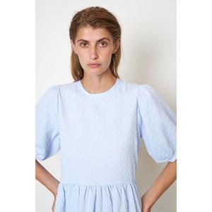 Leah Dress Brunnera Blue