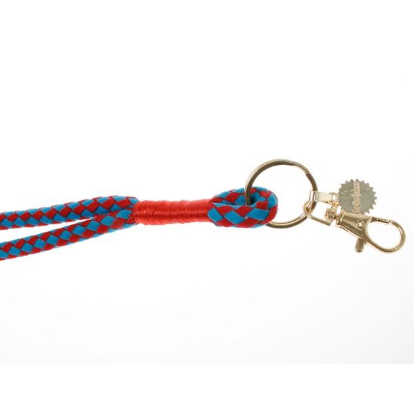 Keychain Blue / Red