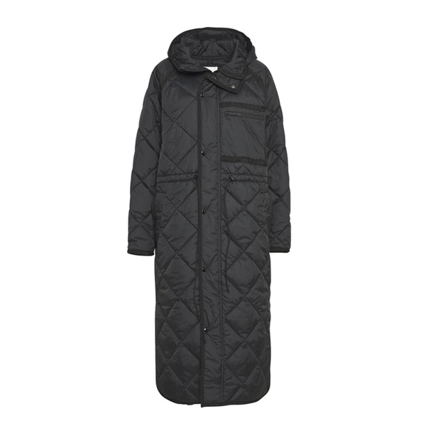 Prudence Coat Black