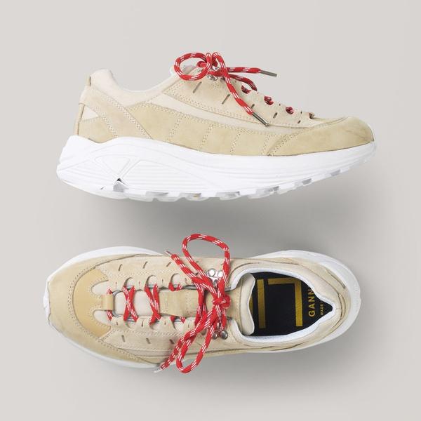 Iris Sneakers Hazelnut