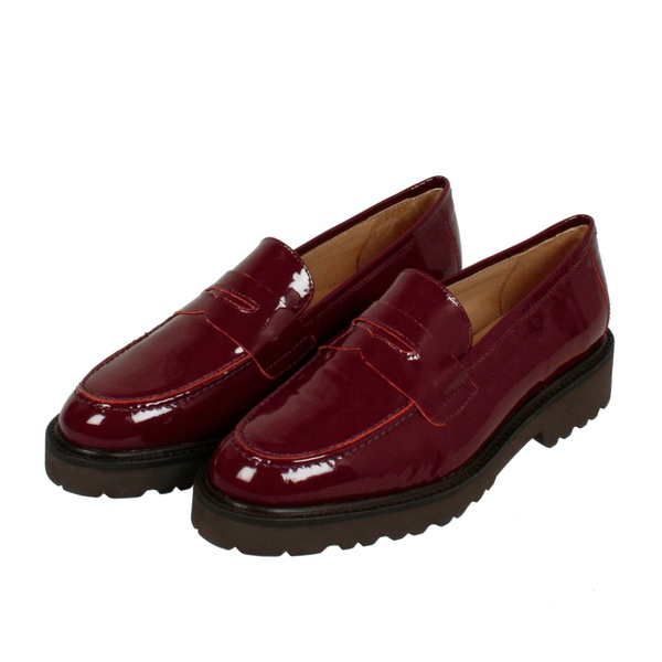 Loafer Burdeos
