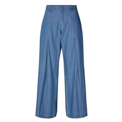 Hay Pants Blue