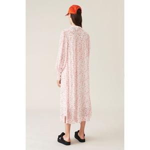 Loose Fit Dress Egret