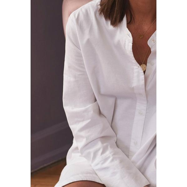 Doha Shirt White