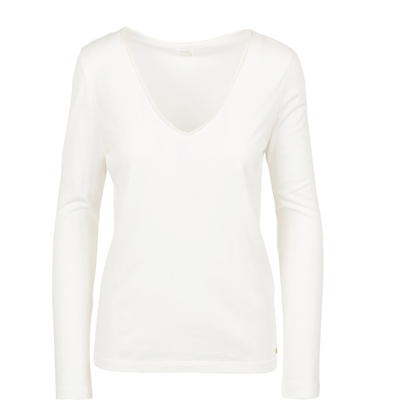 T-Shirt Jaba Ecru Weiss
