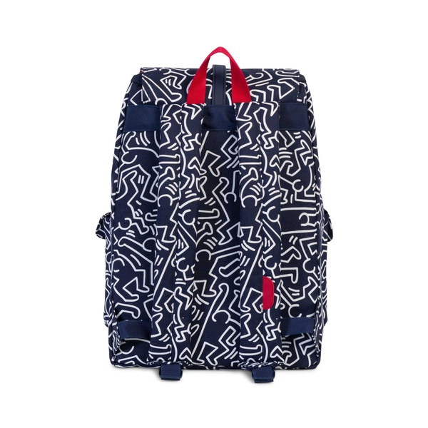 Dawson Peacoat Keith Haring
