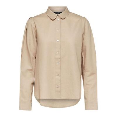 Sybilla Leinen Shirt Nomad