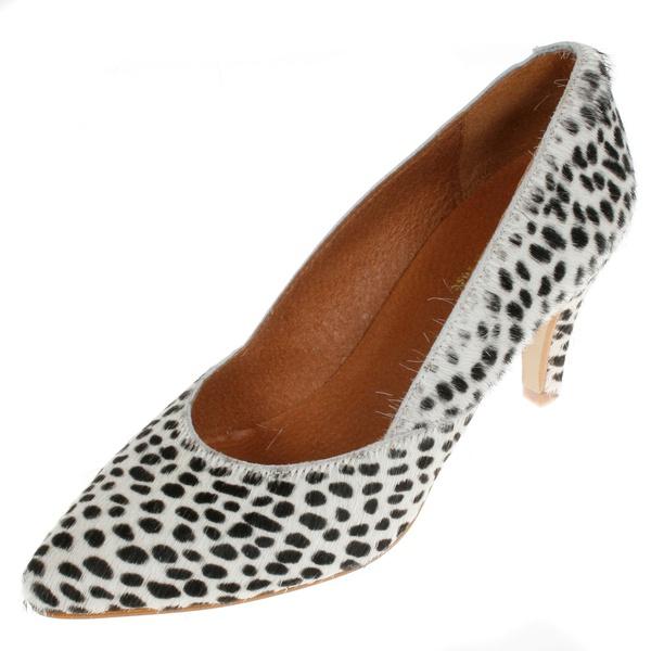 Jeanne Pony Leopard