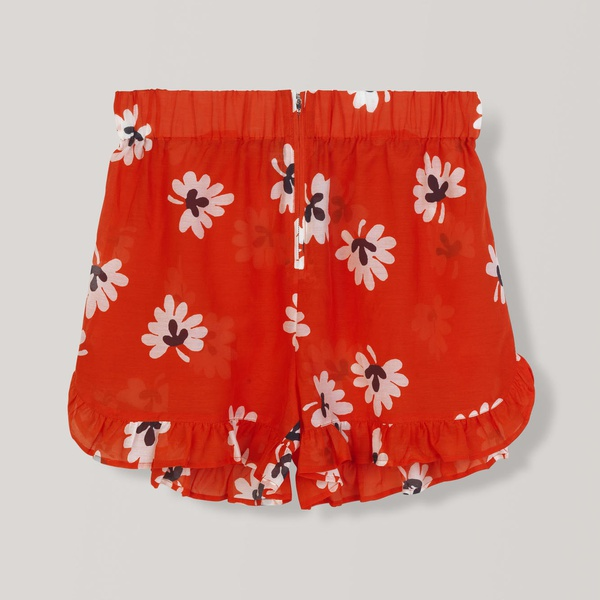 Linaria Shorts Big Apple Red
