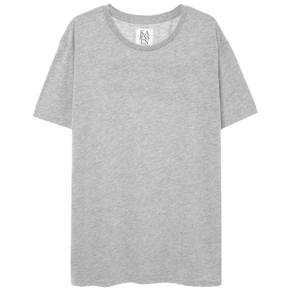 Zoe Karssen Relaxed Fit T-Shirt Grey