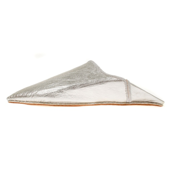 La Garconne Babouche Silber