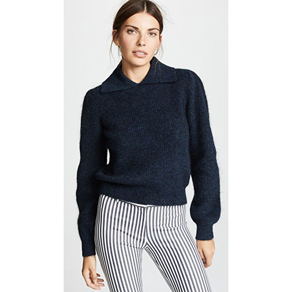 Callahan Knit Jumper Total Eclipse