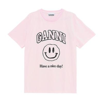 T-Shirt Smiley Cherry Blossom