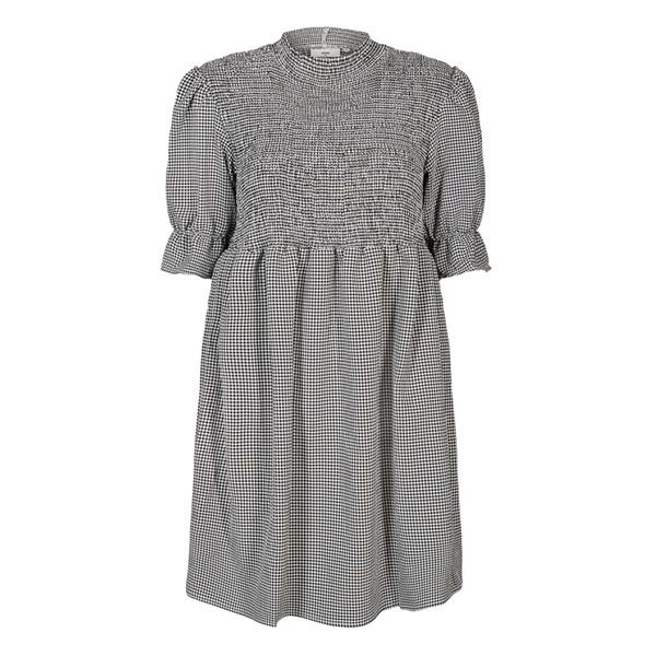 Maliah Short Dress Black