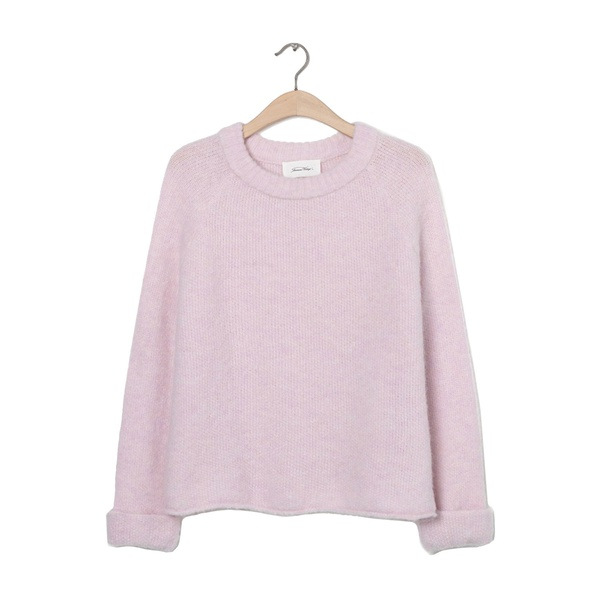 Pullover East Baby Lilas