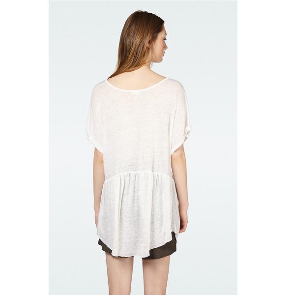 American Vintage Womens T-Shirt Nilibay Pearl