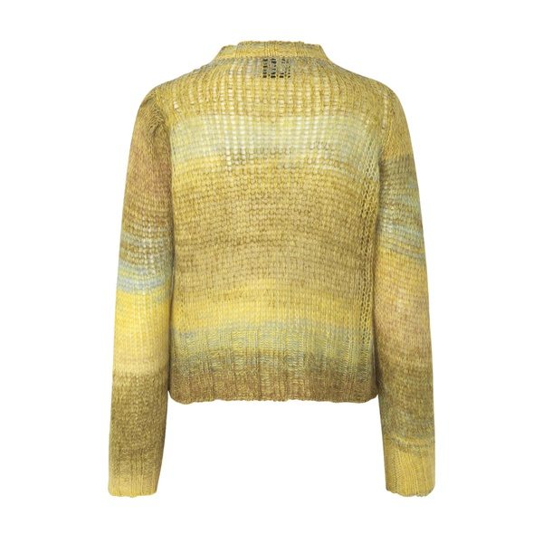 Lotus Knit Cardigan Space Dye