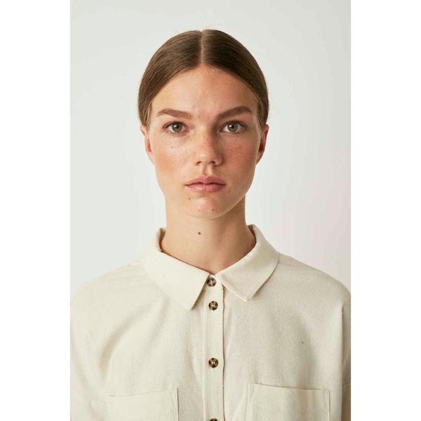 Elina Shirt Brilliant White