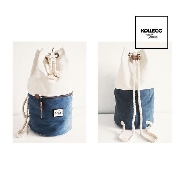 Kollegg Sailor Bag Blue
