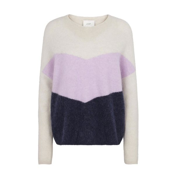 Herle Knit Lavender Frost