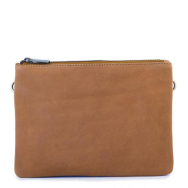 Dixie Oslo Lux Leather Bag Soft Cognac