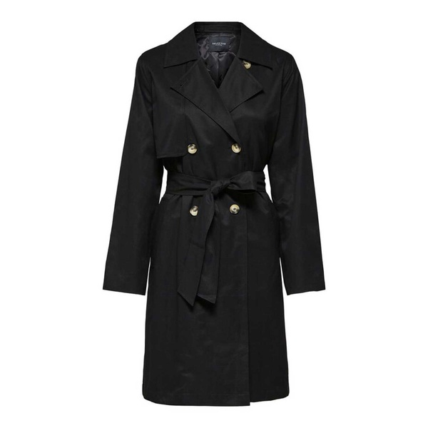 Weka Trenchcoat Noos Black