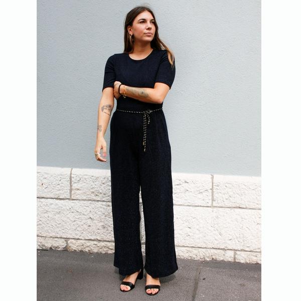 Disco Maxi Jumpsuit