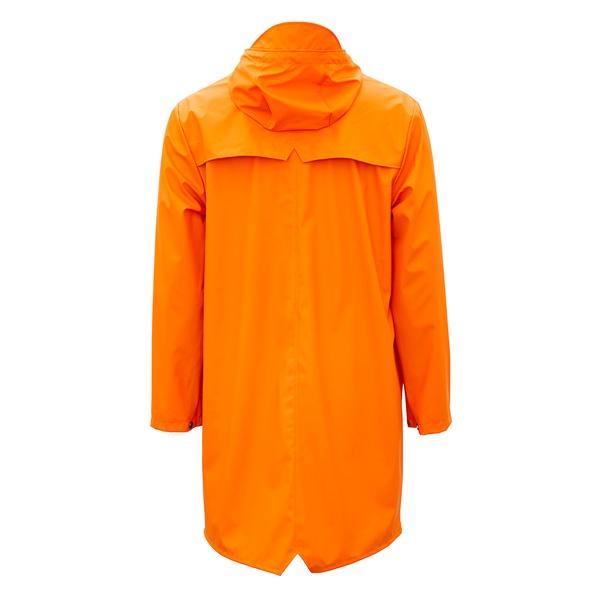 Long Jacket Fire Orange