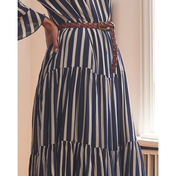 Liliya Dress Stripe