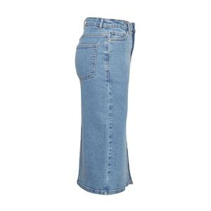 Calissa High Waist Denim Skirt