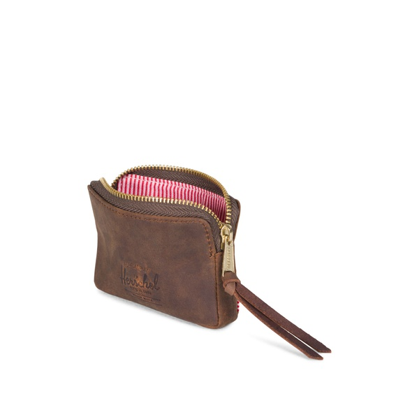 Oxford Pouch Nubuck Leather