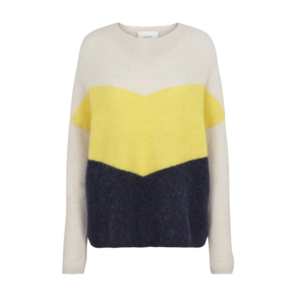 Herle Knit Pale Yellow
