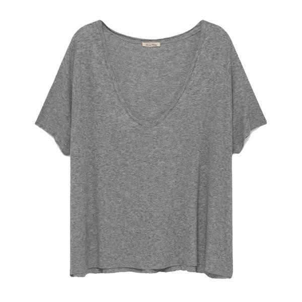 T-shirt Malilen Heather Grey