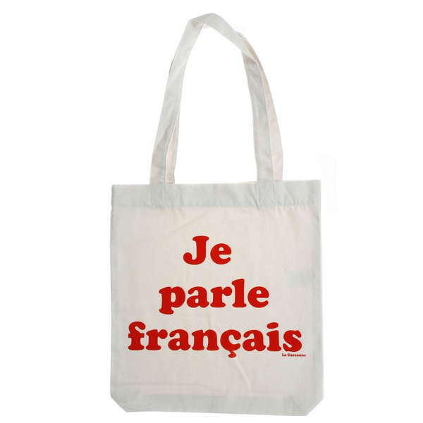 Shoppingbag Francais