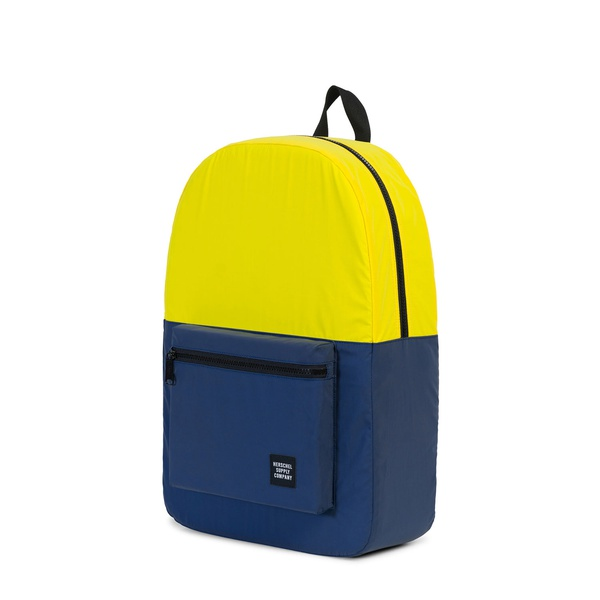 Packable Daypack Neon Yellow