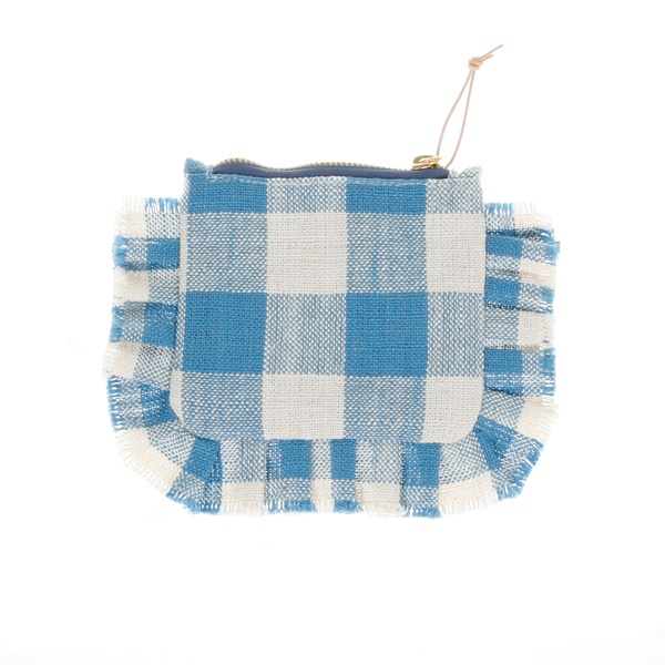 Picnic Purse Blue
