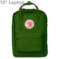 """Kanken 13"""" Laptop Leaf Green"""