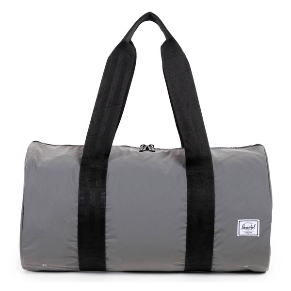 Packable Duffle Silver