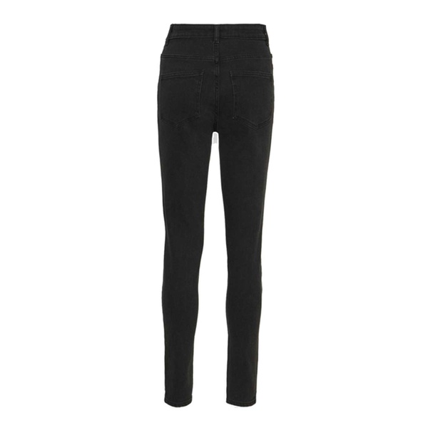 Rikka High Waist Jeans Black