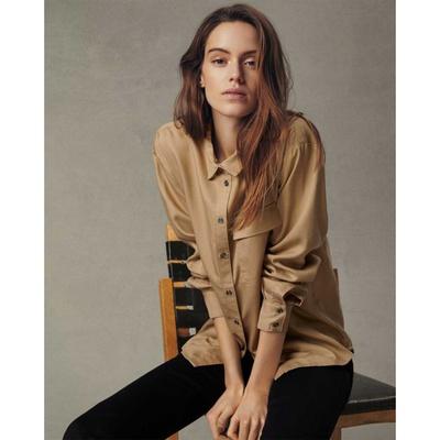 Khady Rosanna Shirt Cornstalk