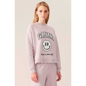 Isolie Sweater Pale Lilac