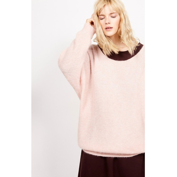 Womens Pullover WOX Dattel
