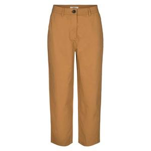 Kali Ankle Pants Tobacco Brown