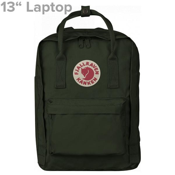 "Kanken 13"" Laptop Forest Green"