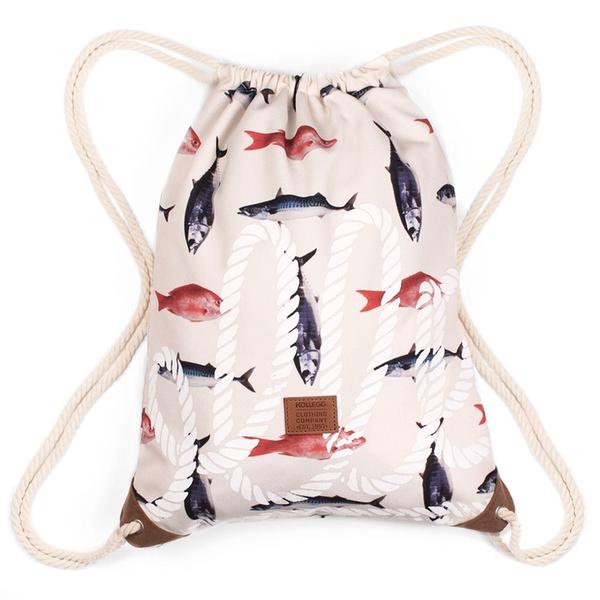 Kollegg Gym Bag Fish