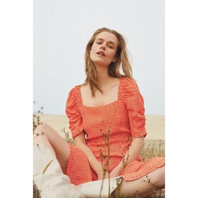 Masia Dress Charlize Print